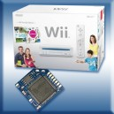 Wii Pack Family Edition modifiée avec puce Wiikey 2