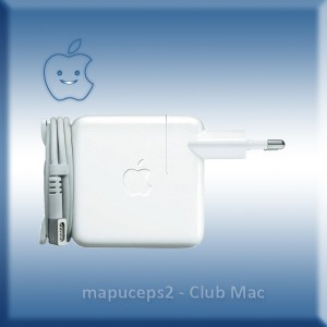 "07 - Accessoire MacBook Pro 17"". Chargeur MagSafe 85W"