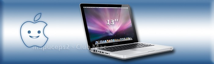 05 - MacBook Pro Unibody 13""