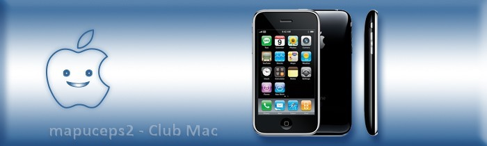 Gamme iPhone 3G
