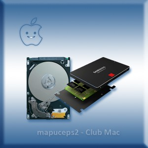 "05 - Modification MacBook Pro 15"" : Installation Fusion Drive"